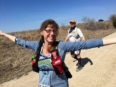 Kathy Hoover - Ultra Runner