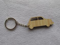 2015 Fashion Keychain Wood Car Keychain Classic Style Auto Keyring Three Designs For You Choose