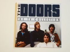 The Doors The TV Collection 2016 CD released on Sonic Boom records #thedoors