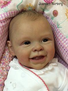 Joanna's Nursery ~ ADORABLE~ Reborn Baby GIRL~ HARPER by ANDREA ARCELLO ~