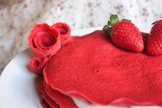 Red velvet crepes por Velvet Cakes para www.sugartremens.com