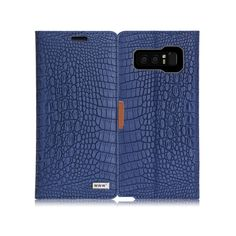Galaxy Note 8 Wallet Case Crocodile Pattern Premium PU Leather 2 Magnetic Navy for sale online Leather Wallet, Pu Leather, Samsung Galaxy Note 8, New Phones, Navy Blue, Notes, Phone Cases, Pattern, Ebay
