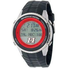 NASCAR Men's NAS-SW-STE Schedule Series Tony Stewart Watch Game Time. $99.95