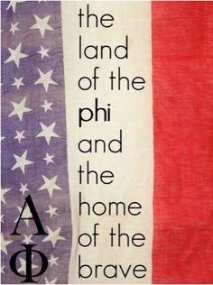 U of A Alpha Phi