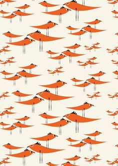 Birdies pattern