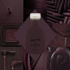 violet chocolate Salon - 15g violet + 5g chocolate retail - 230ml retail conditioner + 30g violet + 10g chocolate