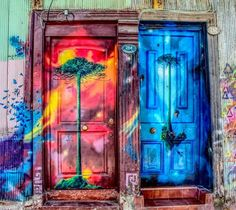 Diamond painting kits at discount prices. Huge selection of amazing diamond painting and outstanding customer service. Cool Doors, The Doors, Unique Doors, Windows And Doors, Jig Saw, Yoga Studio Design, Door Picture, Picture Story, Big Picture