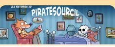 Les histoires du Pirate sourcil