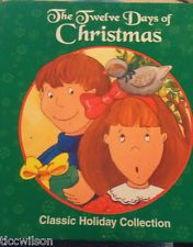 Twelve Days of Christmas by Andrews McMeel Publishing Staff (Hardcover) 1995