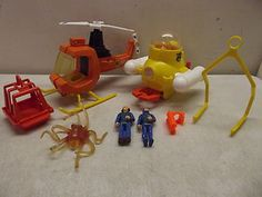 FISHER PRICE ADVENTURE PEOPLE 323 MARINE SEARCH TEAM LOADED GREAT CONDITION | eBay