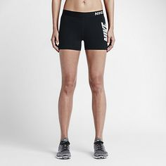 "Nike Pro 3"" Cool Graphic Women's Training Shorts"