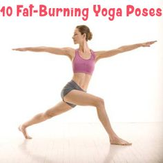 10 Fat-Burning Yoga Poses