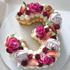 #Numbercake : le nouveau gâteau qui séduit Instagram