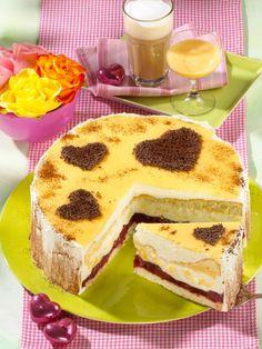 Kuchen zum Muttertag: Leckere Backideen für Mama | Wunderweib German Baking, Best Pancake Recipe, Food Art, Sweet Recipes, Food And Drink, Favorite Recipes, Sweets, Breakfast, Ethnic Recipes