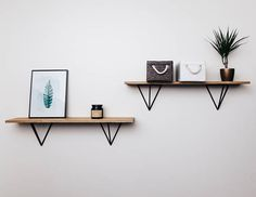 15 Cheap DIY Shelf Design Ideas To Increase The Beauty Of Your Home Interior - For the Home - Shelves in Bedroom