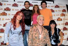 Coletiva de imprensa do RBD na Espanha (21.06.07) - 005 - RBD Fotos Rebelde…
