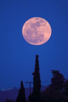 Luna llena en viernes santo