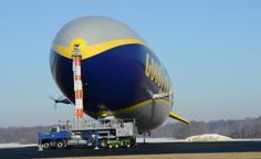 Say you have a blimp, and you need to park it for a while. You know, run the kids in to karate class, or take the missus to a movie. But blimps are big, and somewhat unwieldy—so to help out, we've ascertained just how to dock your giant airship, from the experts at Goodyear. These […]