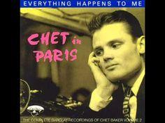 Chet Baker - Autumn In New York Live Everything Happens To Me, Jazz Trumpet, Chet Baker, American Songs, Autumn In New York, Youtube I, Jazz Blues, Living In New York, Jazz Music