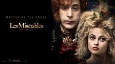 Les Miserables (2012) - Helena Bonham Carter & Sacha Baron Cohen as Mrs. Thénardier & Mr. Thénardier