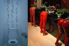 30 Gorgeous Modern Bathroom Sink Design Ideas for Bathroom Looks More Luxurious Bathroom Sink Design, Modern Bathroom Sink, Bathroom Designs, Bathroom Laundry, Washroom, Small Bathroom, Bathroom Ideas, Interior Design Toilet, Toilet Design