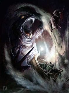 Leviathan: Giant Sea Monsters of Myth and Legend, Leviathans :Lady Gryphon's Mythical Realm