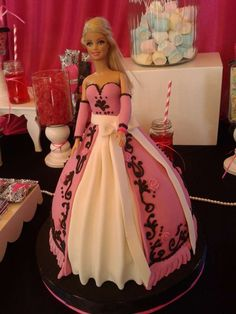 Barbie Birthday Party Ideas | Photo 1 of 18