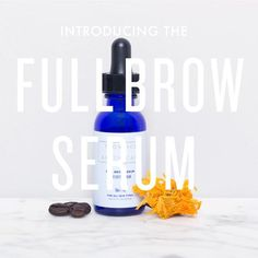 NEW Full Brow Serum + Giveaway!!!