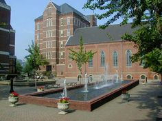 Duquesne University - graduated from here in 2007