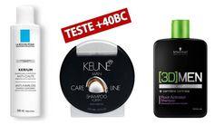 Testamos 3 marcas importadas de shampoo antiqueda para homens. Saiba qual teve o melhor resultado. #cuidadosmasculinos #cabelosmasculinos #cabelodehomem #mencare #antiqueda #anticaída #tratamentoantiqueda #shampooantiqueda