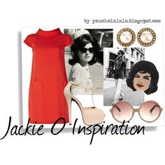 Jackie O. Inspiration- just stunning.