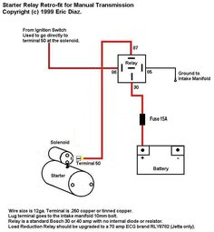fe5ba477f60c0fa2ccc7bf07ebeca261--electrical-wiring-vw-bug  Prong Auto Relay Wiring Diagram on