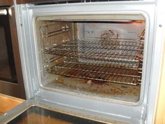 Natural Way To Clean Your Oven