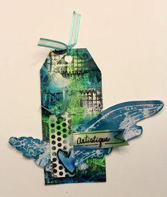 Étiquette-Inspiration Zip-a-Doodle de BoBunny Scrapbooking, Visualisation, I Card, Christmas Ornaments, Tags, Holiday Decor, Inspiration, Cards, Biblical Inspiration