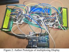 interfacing of 4 lcd using arduino