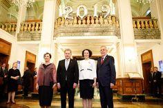 Presidenttipari vierailee tänään Itävallassa.
