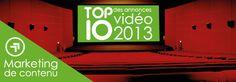 Marketing de Contenu: Le top 10 des annonces vidéo 2013 - Ludis Media