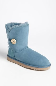 So in love with this color. A must this season. UGG® Australia 'Bailey Button' Boot (Women) | Nordstrom