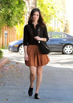 Emmy Rossum Fashion and Style - Emmy Rossum Dress, Clothes, Hairstyle - Page 7
