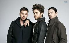 30 Seconds to #Mars - Concert in #Santiago Chile at Movistar Arena on May 7th - #Pinterest-About-Chile-concerts