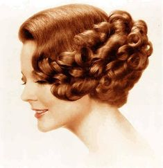 Uncover new hair care tips and hints. Hairstyle U Cut. Roller Set Hairstyles, 1960 Hairstyles, Long Bob Hairstyles, Vintage Hairstyles, Pretty Hairstyles, Short Permed Hair, Big Curly Hair, Curly Hair Styles, 1960s Hair