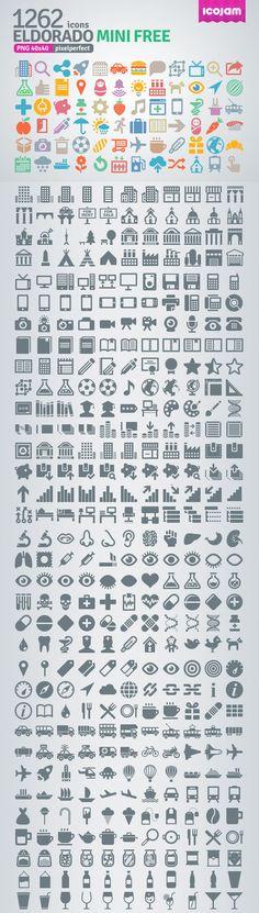 Eldorado - 1262 Free Icons #icons