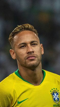 Neymar Jr's 46 Tattoos Brazil Football Team, Neymar Football, Best Football Players, Soccer Players, Neymar Jr Tattoos, Saint Germain, Sports Challenge, Champions League, Neymar Jr Wallpapers