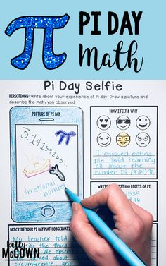 Pi Day is on March Pi Day ideas to get your students engaged. Pi Day activities middle school for grades Pi Day art, Pi Day measurement, Pi Day activities, and more grade}! Math Worksheets, Math Resources, Math Activities, Math Games, Math Stations, Math Centers, 7th Grade Math, Math Class, Sixth Grade
