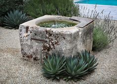 Stone fountain from Exquisite Surfaces