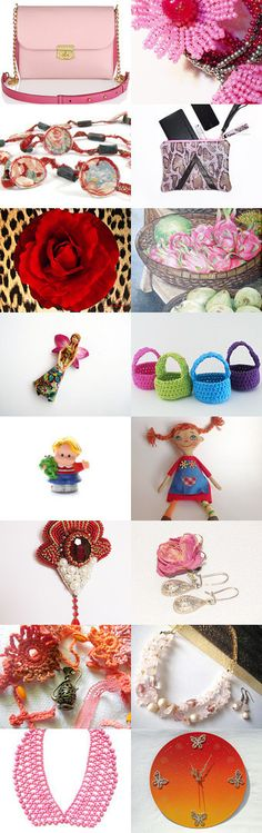 Spring Finds by Susan McAnany on Etsy--Pinned with TreasuryPin.com