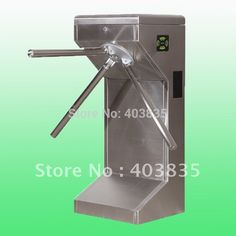 Automatic Tripod Turnstile for access control. free shipping Sale Only For US $814.79 on the link