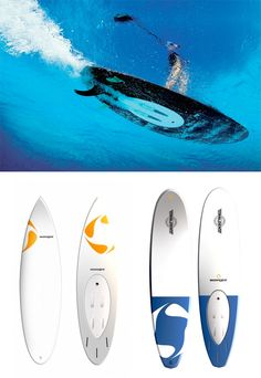 WaveJet Surfboards...motorized surfboard