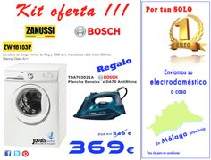 Deja que tu lavadora te ayude con la plancha, REGALO !!!