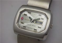 rado NCC 303 AUTOMATIC WATCH vintage c1970s SWISS